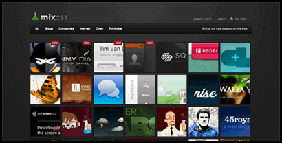 10+ самых креативных WordPress тем 2009ого года