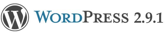 Вышел WordPress 2.9.1